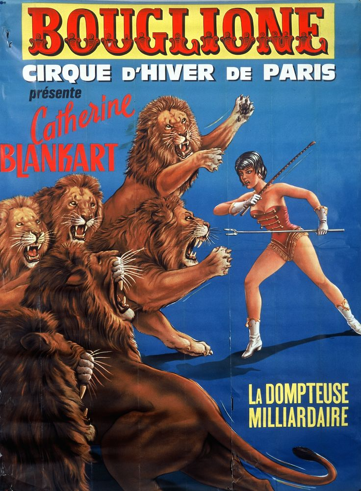 1225 best Poster - Circus & Magic images on Pinterest