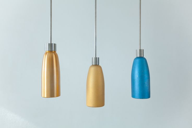 Seltzer bottle lamps
