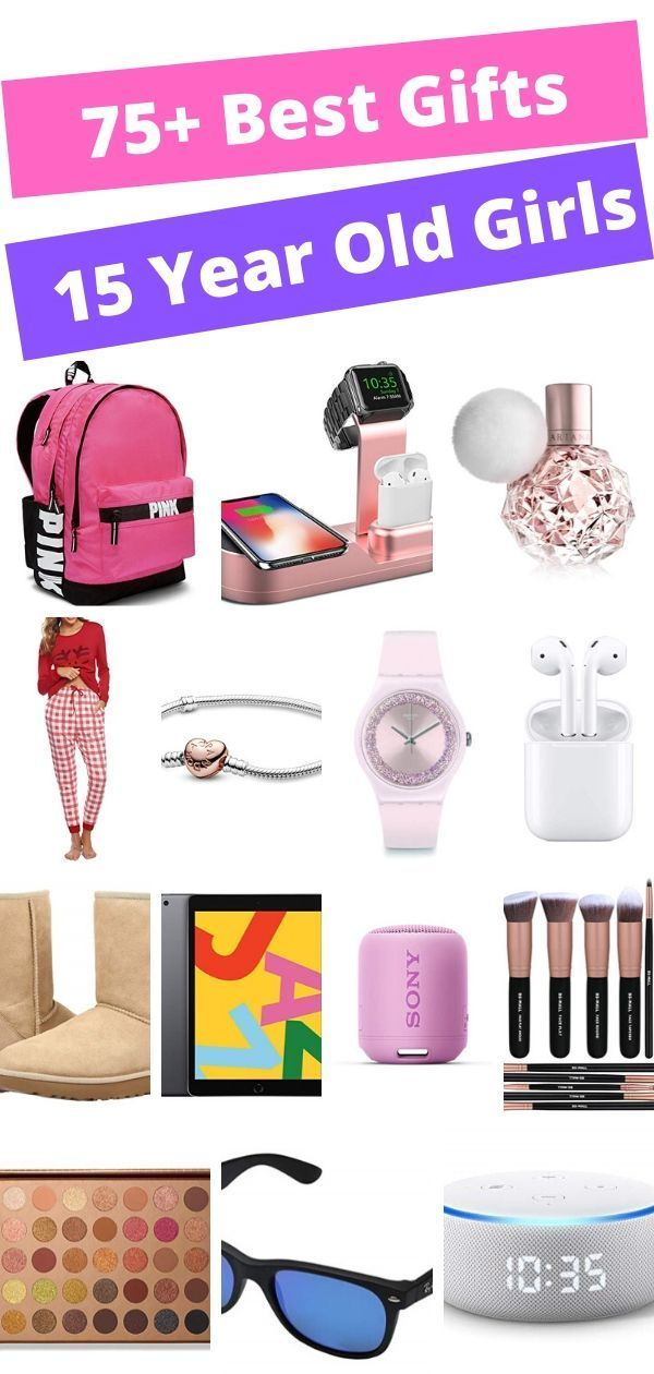 125 Best Gifts For 15 Year Old Girls 2020 Christmas Gifts For Girls Teenage Girl Gifts Gifts For Girls