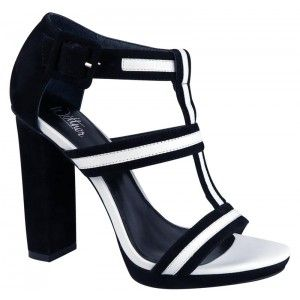 PURCHASED -Black open toe work shoes