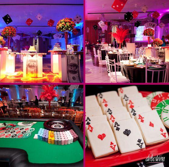Festa Cassino – Las Vegas | | Debuteen - O blog da Debutante