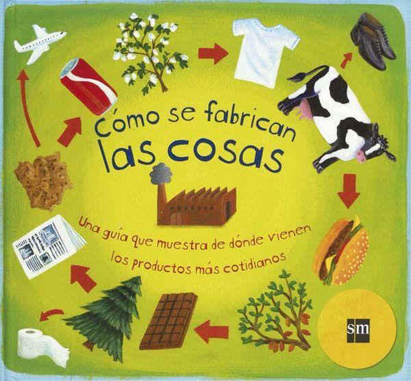 ¿De dónde viene nuestra ropa? ¿Qué tienen que ver los gorilas con los teléfonos móviles? ¿Es verdad que el chocolate crece en los árboles? ¿Cuántos árboles necesitamos al día para hacer papel higiénico? ¿De qué están hechos los patitos de goma? En esta guía encontrarás las respuestas a estas preguntas y a muchas más. Entérate de cómo transformamos las materias primas de nuestro planeta en un libro lleno de desplegables, lengüetas, solapas… ¡y mucha información!