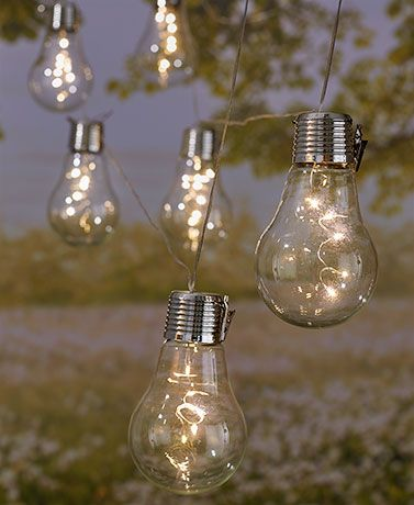 Illuminate A Patio Dress Up Tree Or Brighten Balcony With These Solar Glass