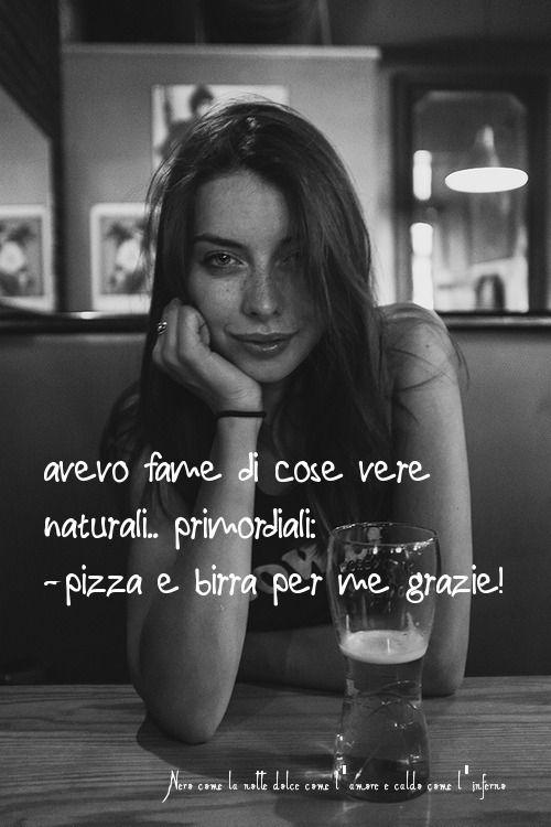 Nero come la notte dolce come l'amore caldo come l'inferno: Avevo fame di cose…