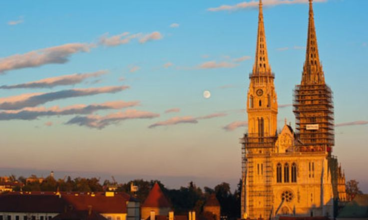 Direct flights to Croatia's capital, Zagreb, launch this weekend, poised to cater for a growing number of visitors ahead of the country joining the EU next summer