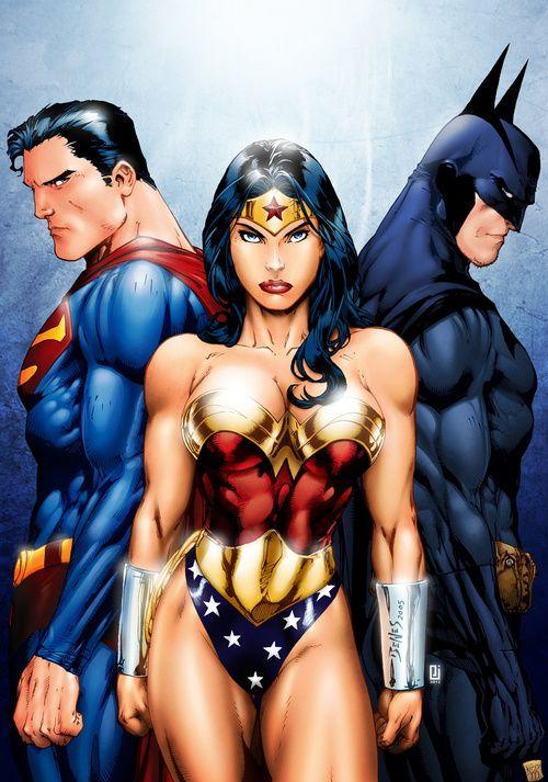 Wonder Woman Being Cast For Batman Vs. Superman?