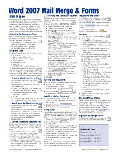 How to Mail Merge in Microsoft Word     Steps  with Pictures  Email Merge Letter Use Mail Merge To Send Bulk Email Messages Word This Is  A Feature