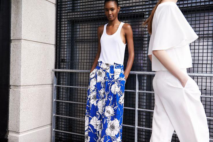 April-Woman-LOOKBOOK   ZARA United Kingdom i need these trousers in my life