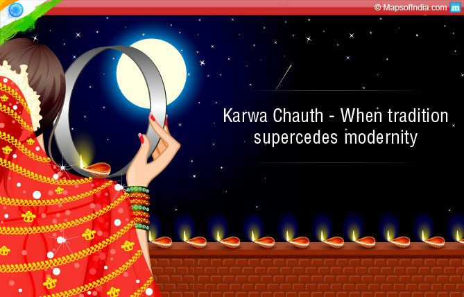 Know why Karva Chauth is celebrated in India & how is it celebrated!  #KarvaChauth #KarwaChauth #India #Festivals #Women