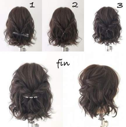 #Easy hairstyles messy #elegant #formale #philosophy #Ideas #short