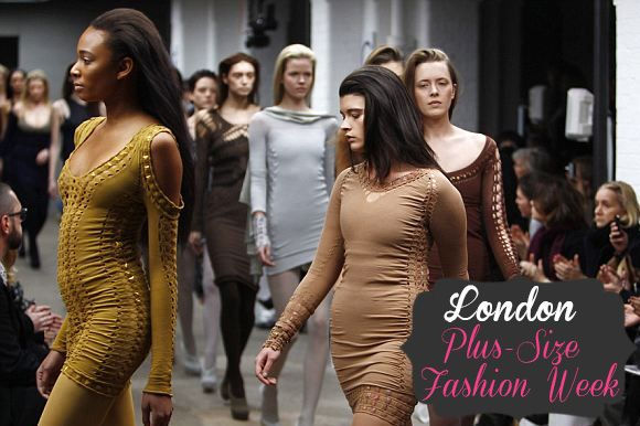 Curvy: The London Plus-Size Fashion Week