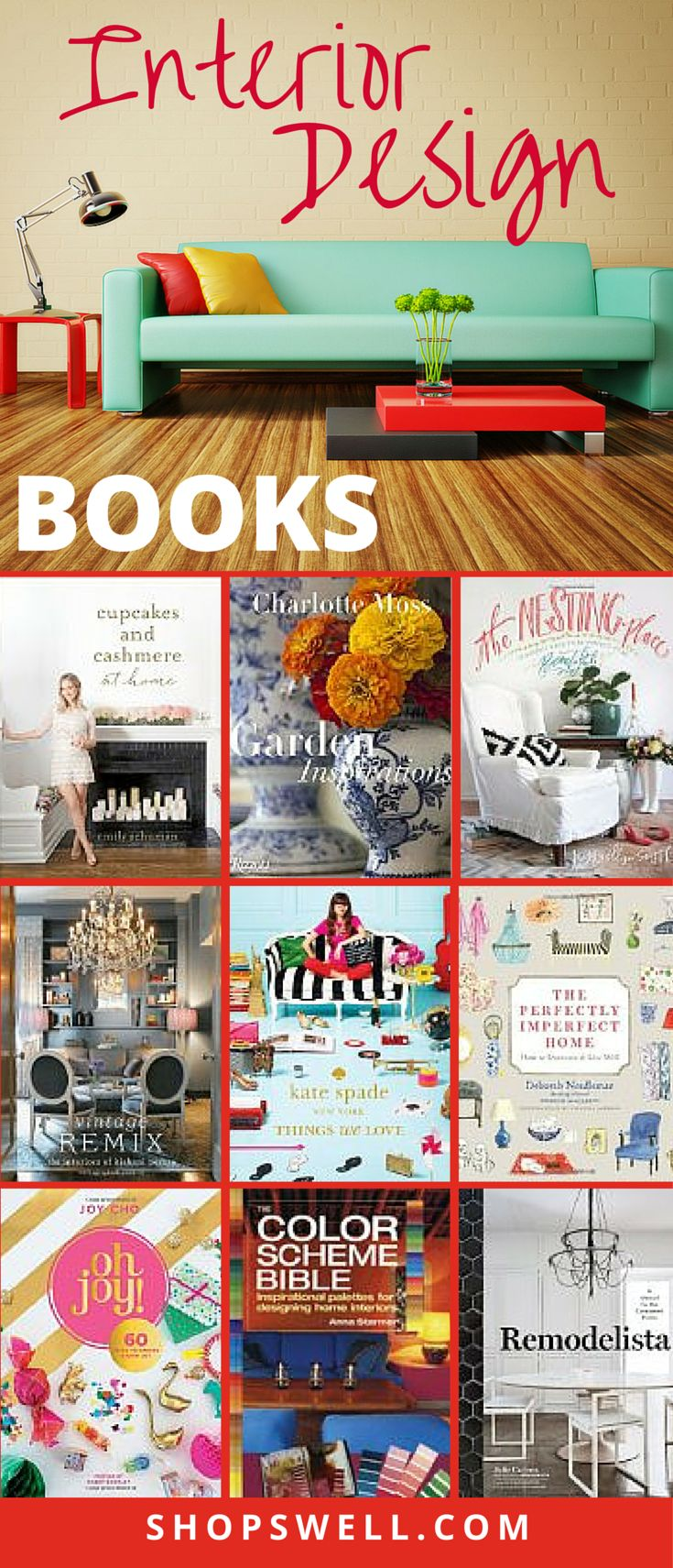 108 best books that playswell images on pinterest book lists 56 of the top modern coffee table books about interior design for the home geotapseo Choice Image