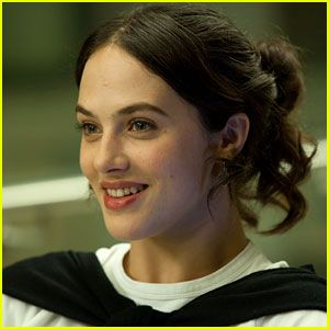 Jessica Brown Findlay in 'Lullaby'