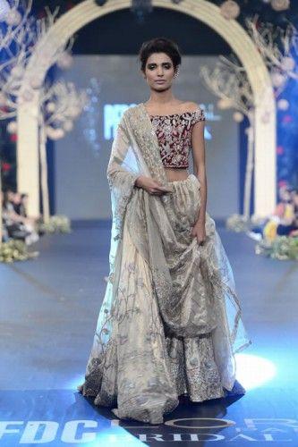 Deena Rahman Winter Bridal Dresses Collection 2013