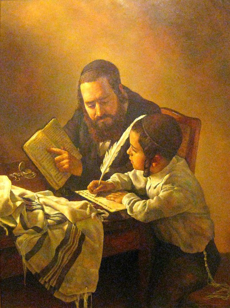 Jewish paintings | Jewish art | Pinterest