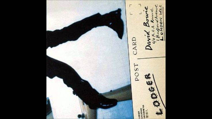 The fantastic song, Fantastic Voyage from the Lodger album 1991, by David Bowie. All time heroe.