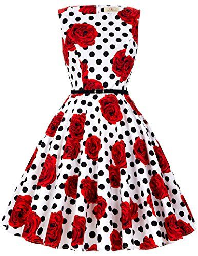 A-Line 1950s Style Picnic Dress for Women with Belt Size ... https://www.amazon.com/dp/B01IMX6QW2/ref=cm_sw_r_pi_dp_x_4sVPxbAKYD3PG