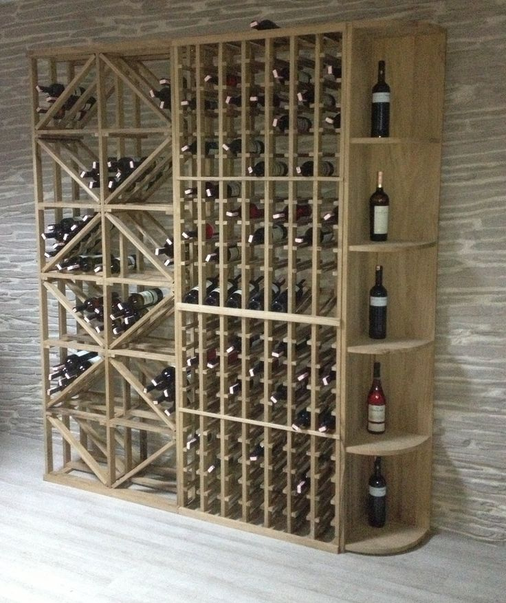 wine cellar storage unit