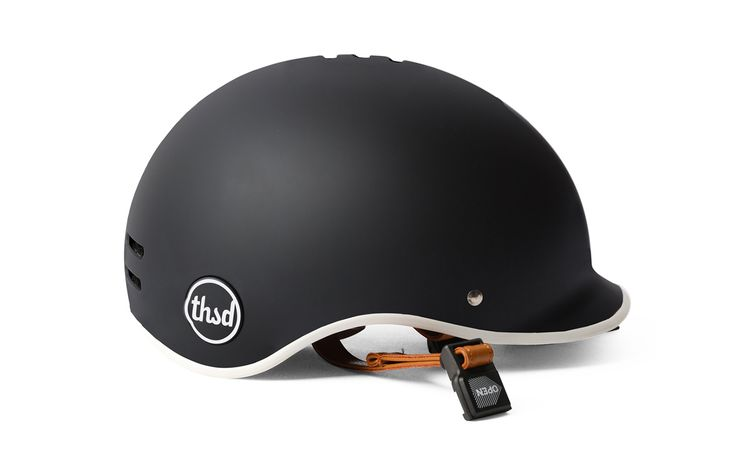 Thousand Bike Helmet - Stylish Bicycle Helmet in Blue, Black or White – Thousand Helmets