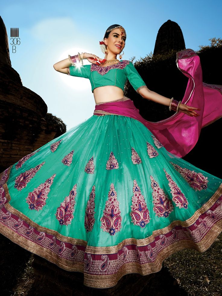 Buy This Lehenga Choli http://gunjfashion.com/