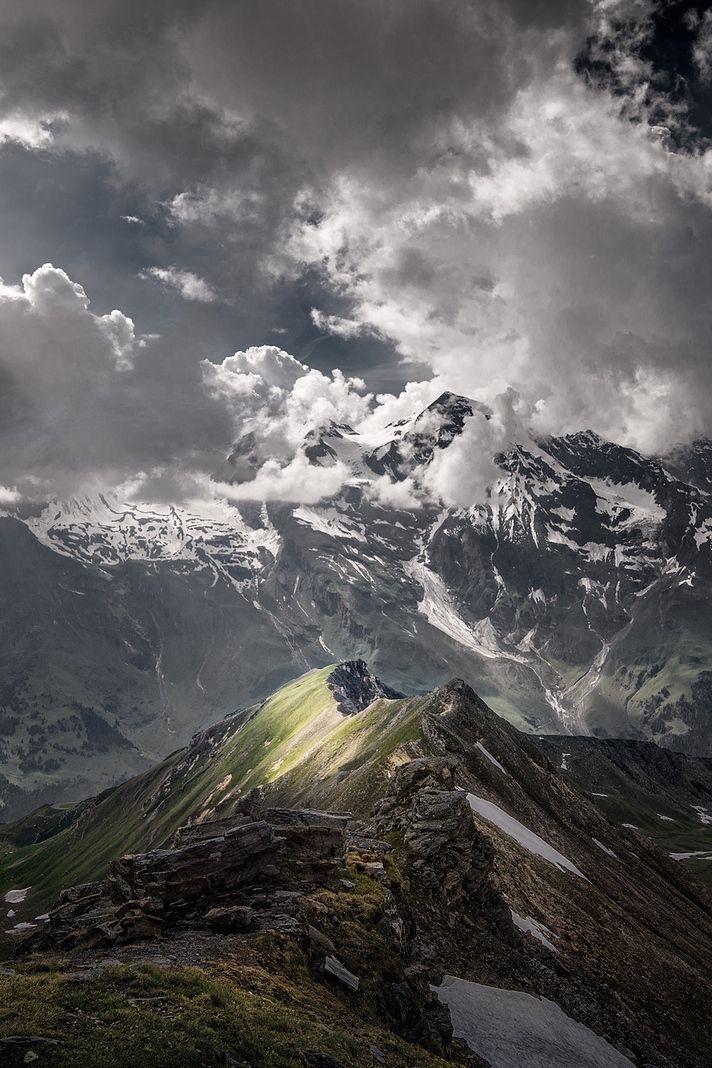 austrian alps #nature #landscapes