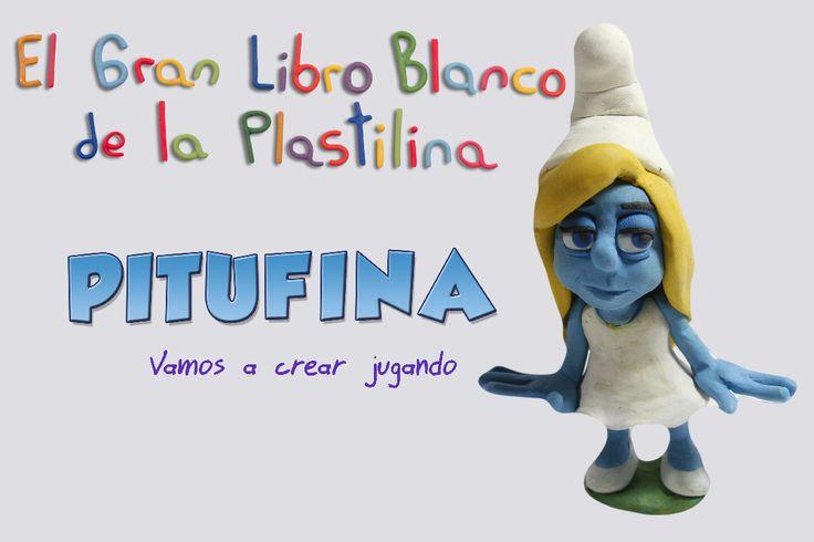 Aprende a hacer a Pitufina en plastilina viendo el siguiente tutorial: https://www.youtube.com/watch?v=d9aQLqhdmIk