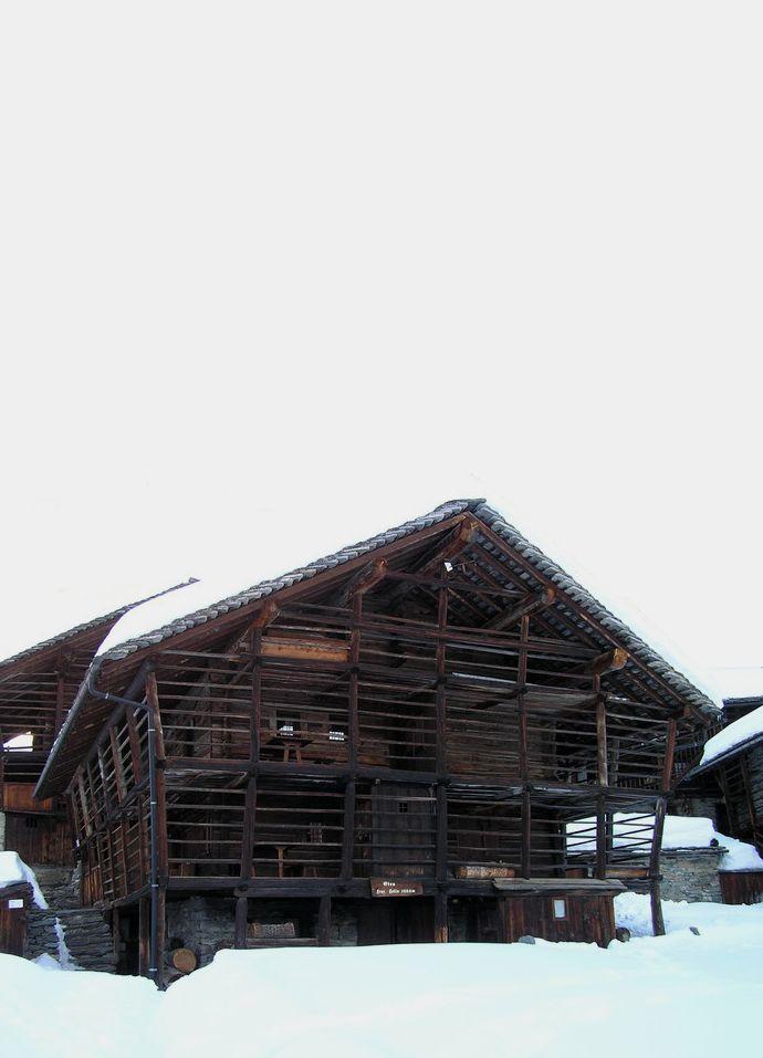 Walser architecture
