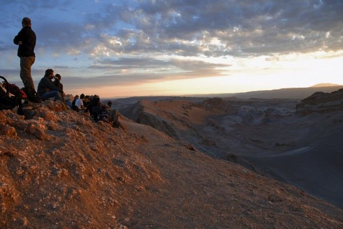 The Atacama Desert Trek is a unique, challenging journey through a bizarre and beautiful landscape in Northern Chile. #Atacama #trekking #Chili #travel #sustainable #tourism.