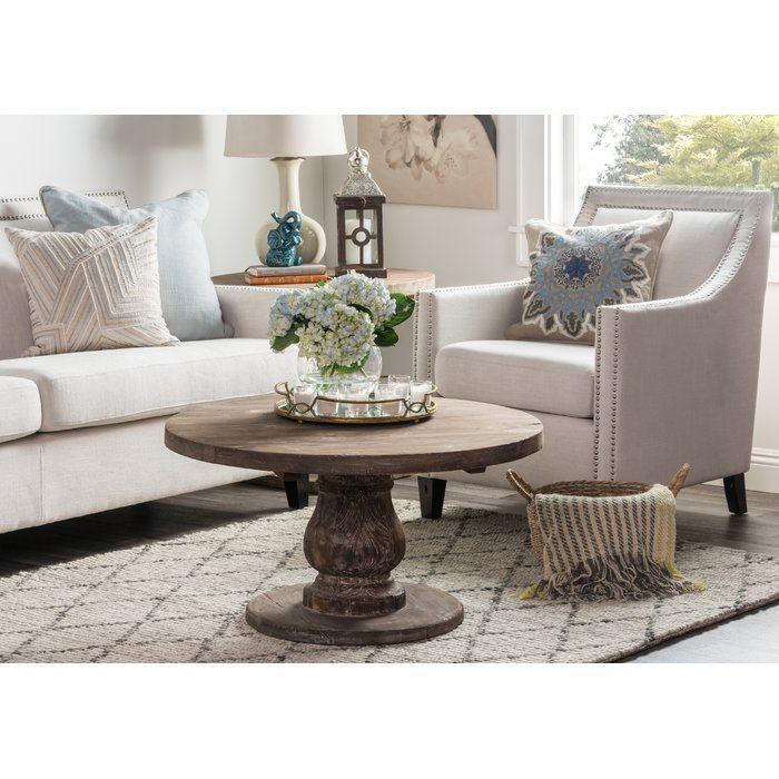 Amelia Coffee Table Furniture Easy Home Decor Shabby Chic Room