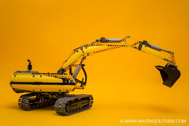 Lego 8043 studio photography