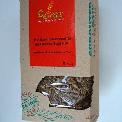 Produse germinate și crude - Petras Bio