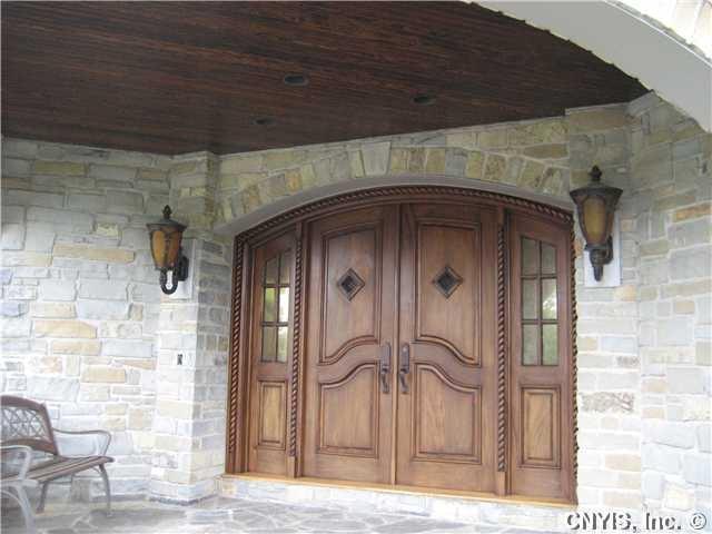 love these double doors