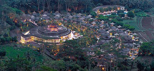 Amanjiwo Resorts, Central Java
