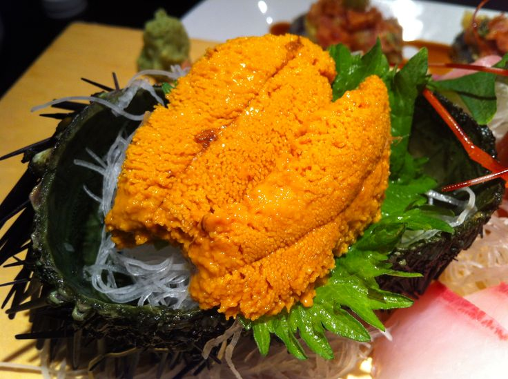 Uni. Sushi Ota. No Place Better for Uni.