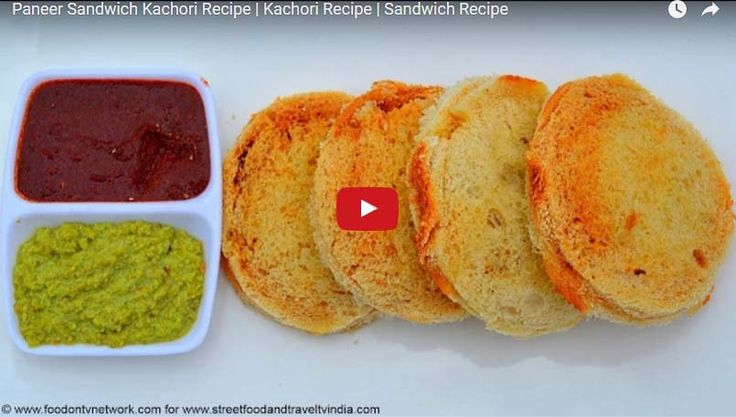 Paneer sandwich Kachori is one of my very unique and extra ordinary invention like my other recipes Maski Pratha and Apple curry. If you like Kachori and sandwich both then you should mast try this paneer sandwich Kachori recipe for microwave oven at home. This is a really very easy and delicious Indian recipe with step by step pictures, read in hindi or Watch Video Recipe.