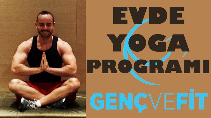 Evde Yoga Çalışması Türkçe