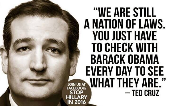 Just another reason why I love Ted Cruz so very much. Been saying this exact statement for so long now. ❤️--D. T.