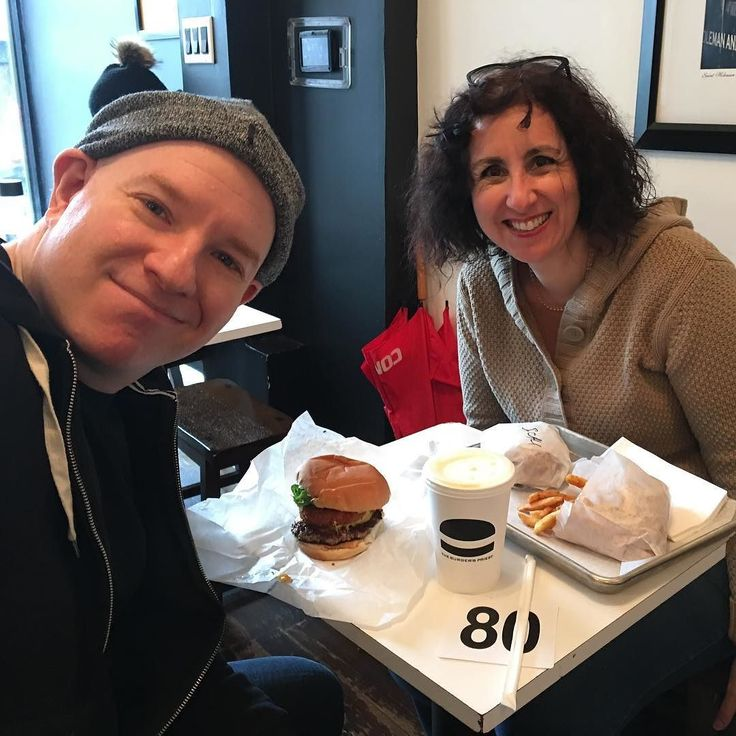 #contest #freestuff #burger #foodie At @burgerspriest with @thecontestqueen to fuel up before doing a live stream about how to win video contests. Also her book about how to win contests is half-price today at contestqueen.com!   #contests #Toronto   I am a: #celebrityinterviewer #entertainmentreporter #radiohost #tvhost #comedian #actor #voiceactor #singersongwriter #cartoonist #screenwriter #filmcritic  #travelblogger #lifestyleblogger #foodblogger #entertainmentblogger #fashionblogger…