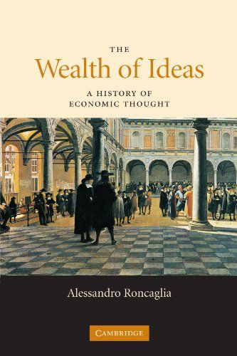 The Wealth of Ideas: A History of Economic Thought by Alessandro Roncaglia http://www.amazon.co.uk/dp/0521691877/ref=cm_sw_r_pi_dp_BMfDub0KSDSX1