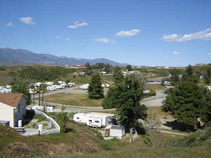 Country Hills RV Park Resort - Beaumont, California - Featured Passport America Park