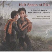 Nine-year-old Nat and his family are forced from their home on April 17, 1975, marched for many days, separated from each other, and forced to work in the rice fields, where Nat concentrates on survival. Includes historical notes and photographs documenting the Cambodian genocide