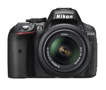 Nikon Netherlands - Digitale camera's - Spiegelreflex - Consument - D5300 - Digital Cameras, D-SLR, COOLPIX, NIKKOR Lenses