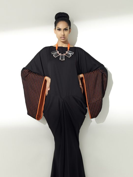 UNDER YOUR ABAYA: Arabesque's S/S'12 Collection Out Now!