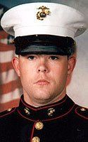 Honoring #USMC LCpl Travis A Fox, died 10/30/2004 in Iraq. Honor him so he is not forgotten.