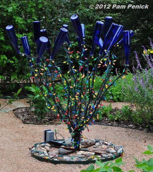 Bottle Trees: Southern Spirit Catchers With African Roots