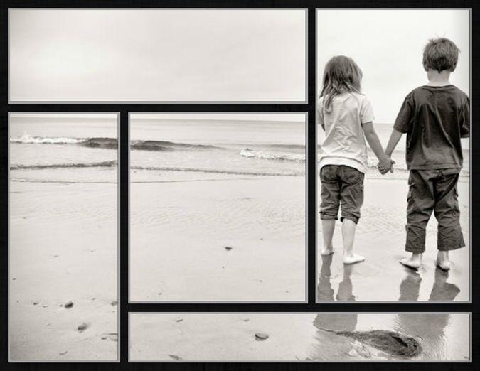 Photo Book Layout Tip: Create a Photo Mosaic