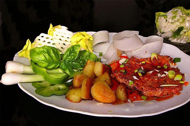 Barbecue marináda na gril (pro Raky)