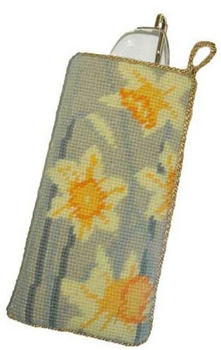 Daffodils Light Glasses/Spectacle Case