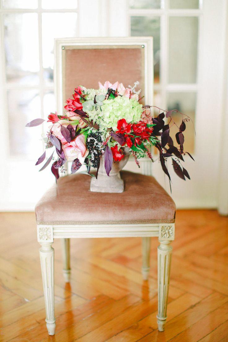 Christmas Party - Flower arrangement