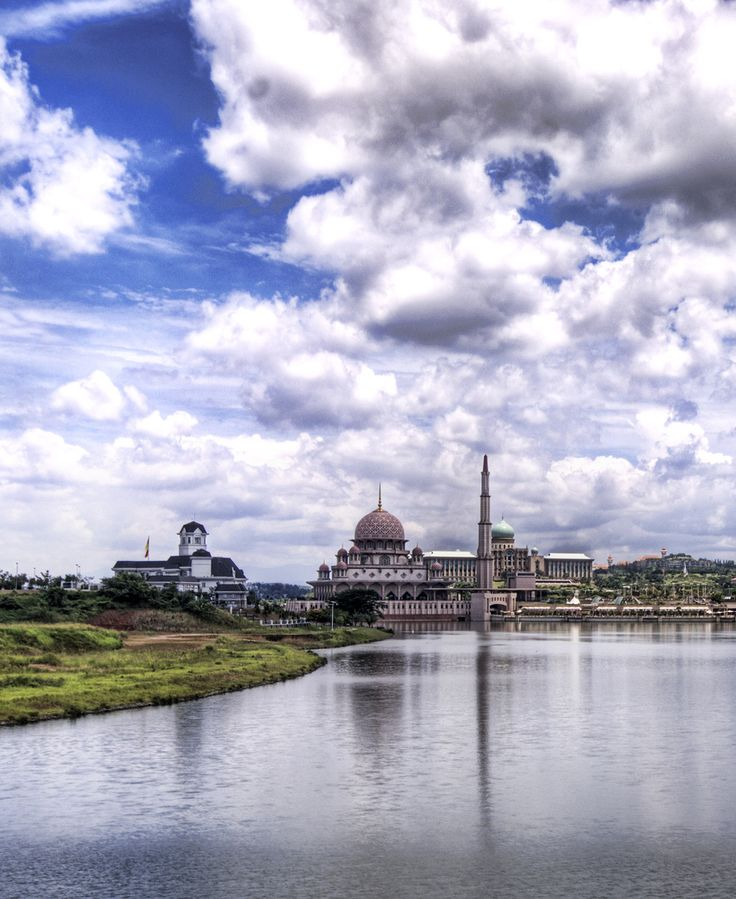 I had a very nice day on the day I visited Putrajaya. It could have been hotter there, but I don't know how. The best part was the cool shower afterwards. - Kuala Lumpur, Malaysia - Photo from #treyratcliff Trey Ratcliff at http://www.StuckInCustoms.com